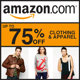 Clothing & Shoes Coupons & Promos