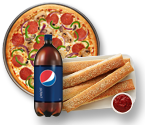 Pizza Hut Pepsi Side