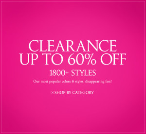 Victorias Secret bra clearance sale