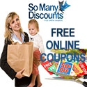 SoManyDiscounts.com - Coupons and Discount Code
