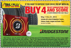 Belle tire discount coupons