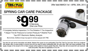 tiersplus-spring-car-care-special